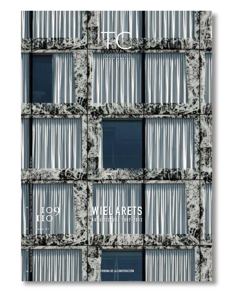 TC 109/110 - Wiel Arets. Arquitectura 1997- 2013