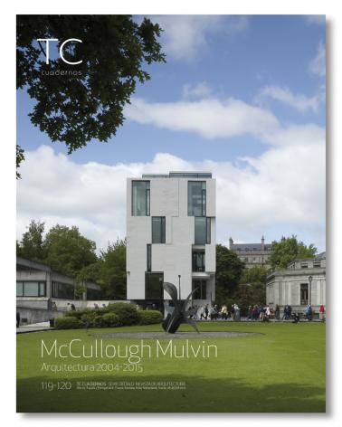 TC 119/ 120- McCullough Mulvin Architects. 2004- 2015