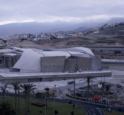 Centro de Convenciones de Tenerife Sur- Magma