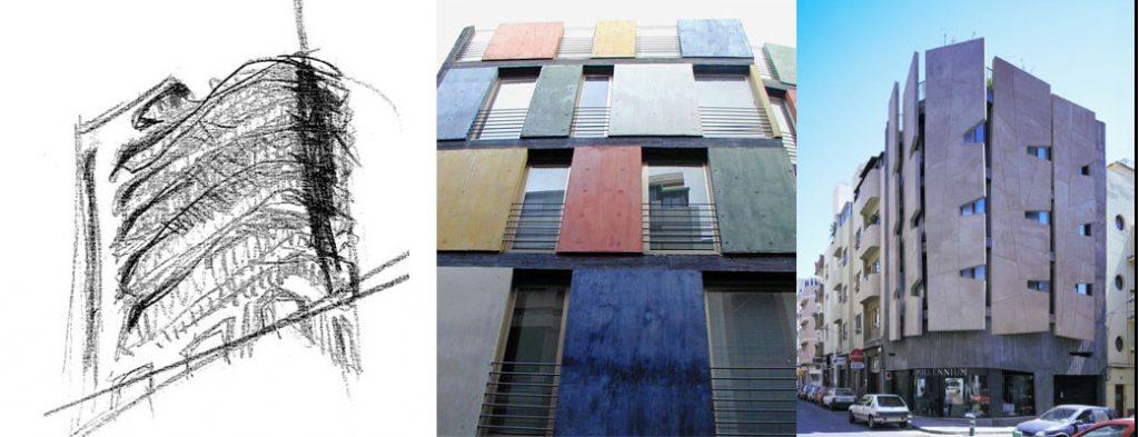 Amp arquitectos viviendas