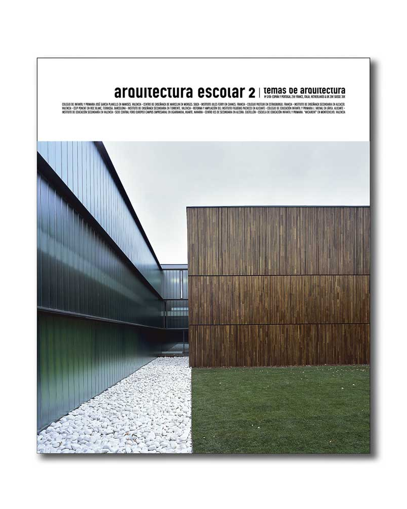 TA 3- Arquitectura Escolar (vol. 2)