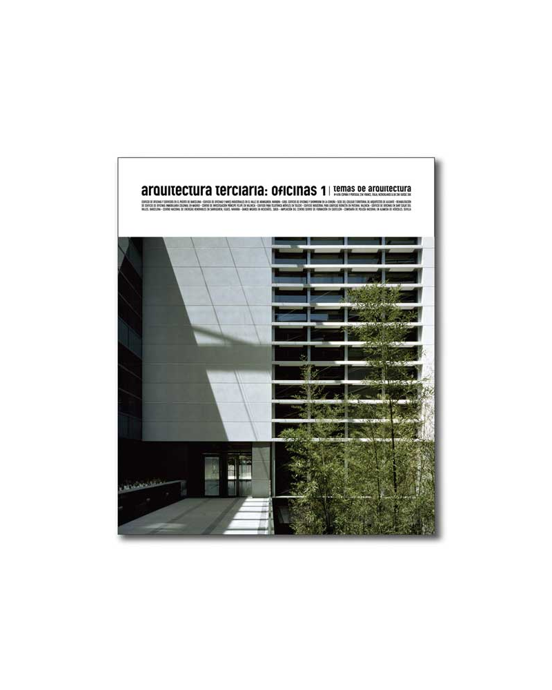 TA 4- Arquitectura terciaria: Oficinas (vol. 1)