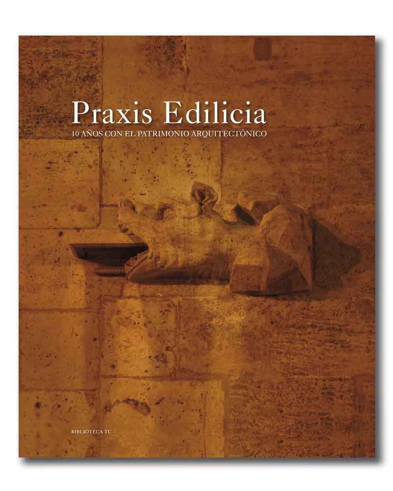 Praxis edilicia.  10 años con el patrimonio arquitectónico