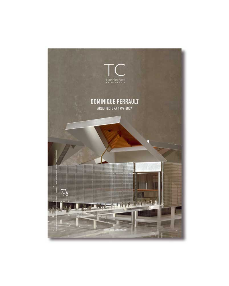 TC 77/78- Dominique Perrault. Arquitectura 1997-2007