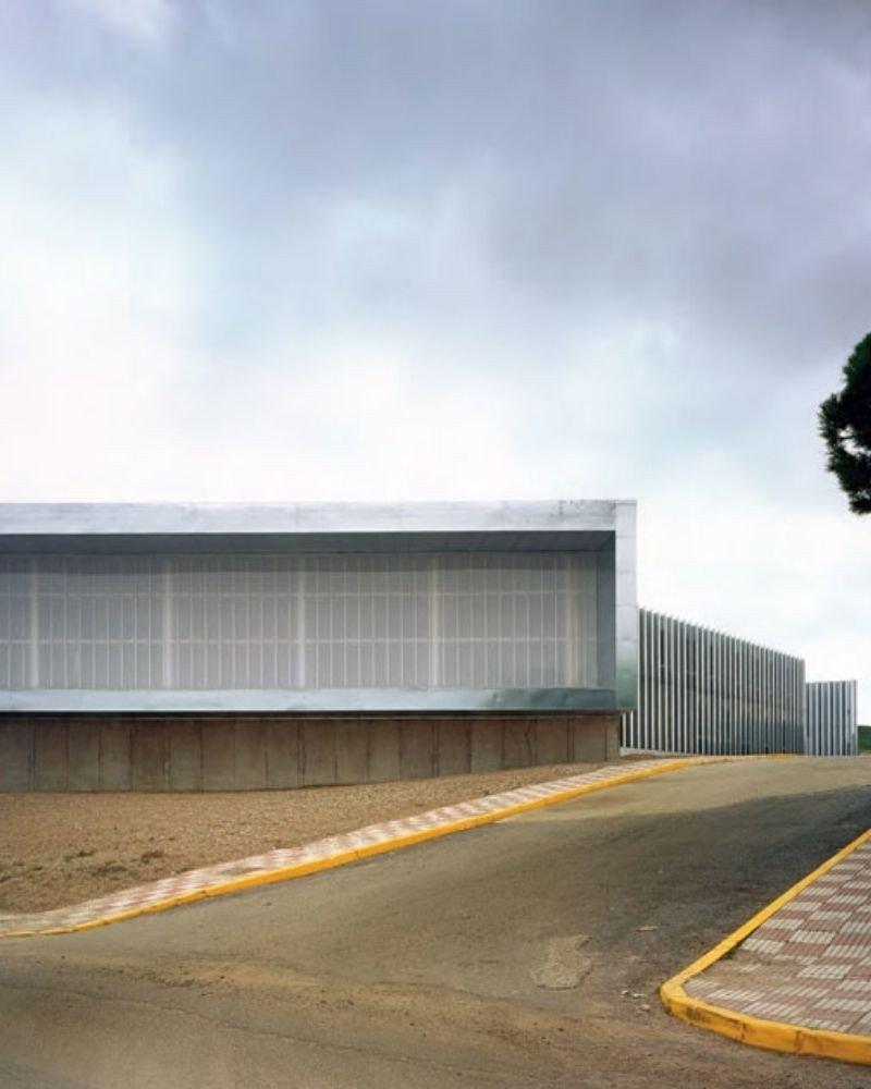 Nuevo Instituto de Enseñanza Obligatoria de 12 unidades. Galisteo. Cáceres