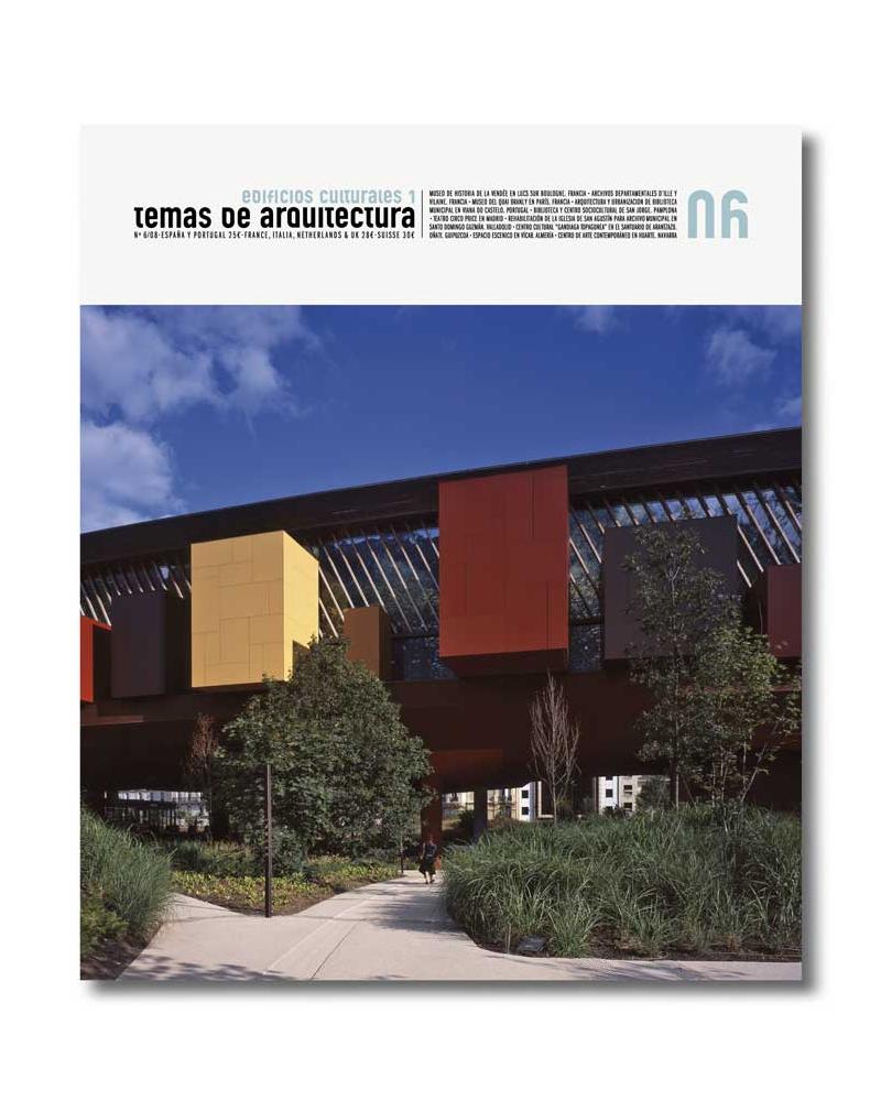 TA 6- Edificios Culturales