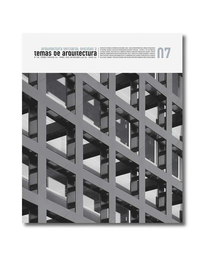 TA 7- Arquitectura terciaria: Oficinas (vol. 2)