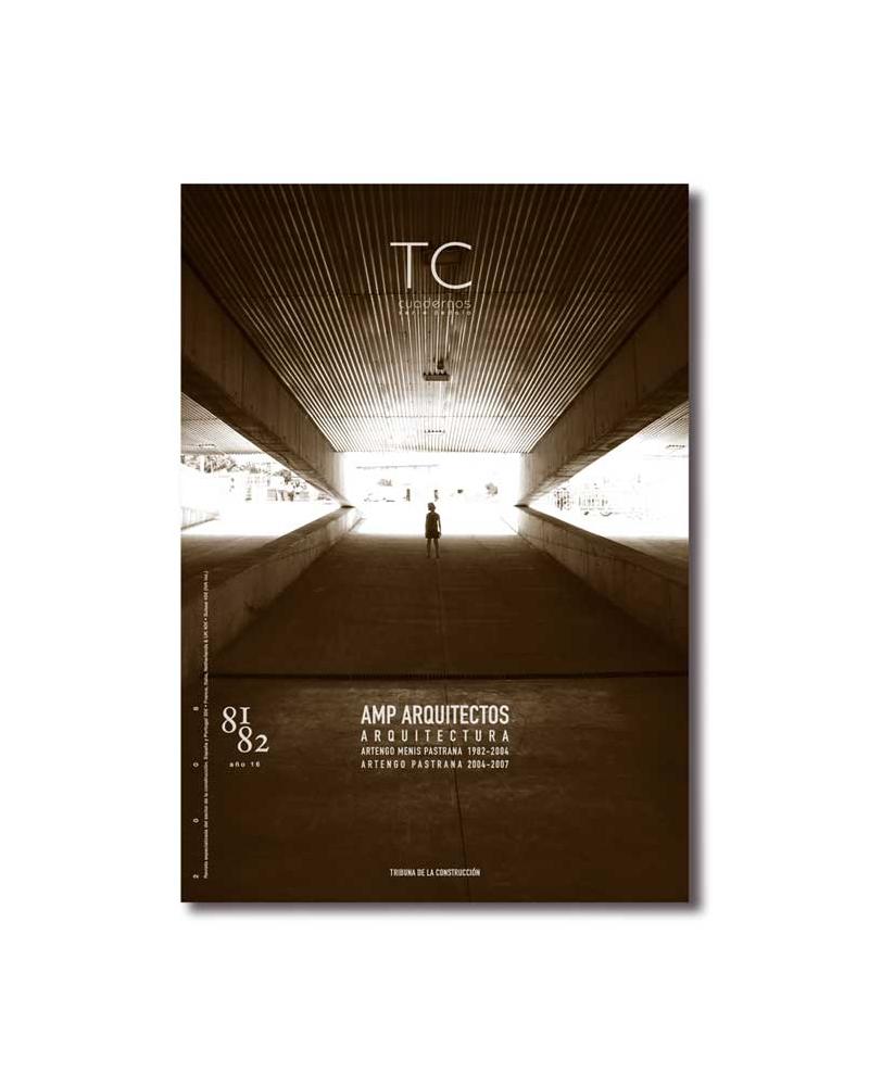 TC 81/82- AMP Arquitectos. Arquitectura