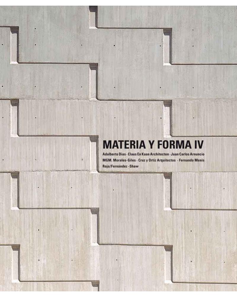 Materia y Forma IV
