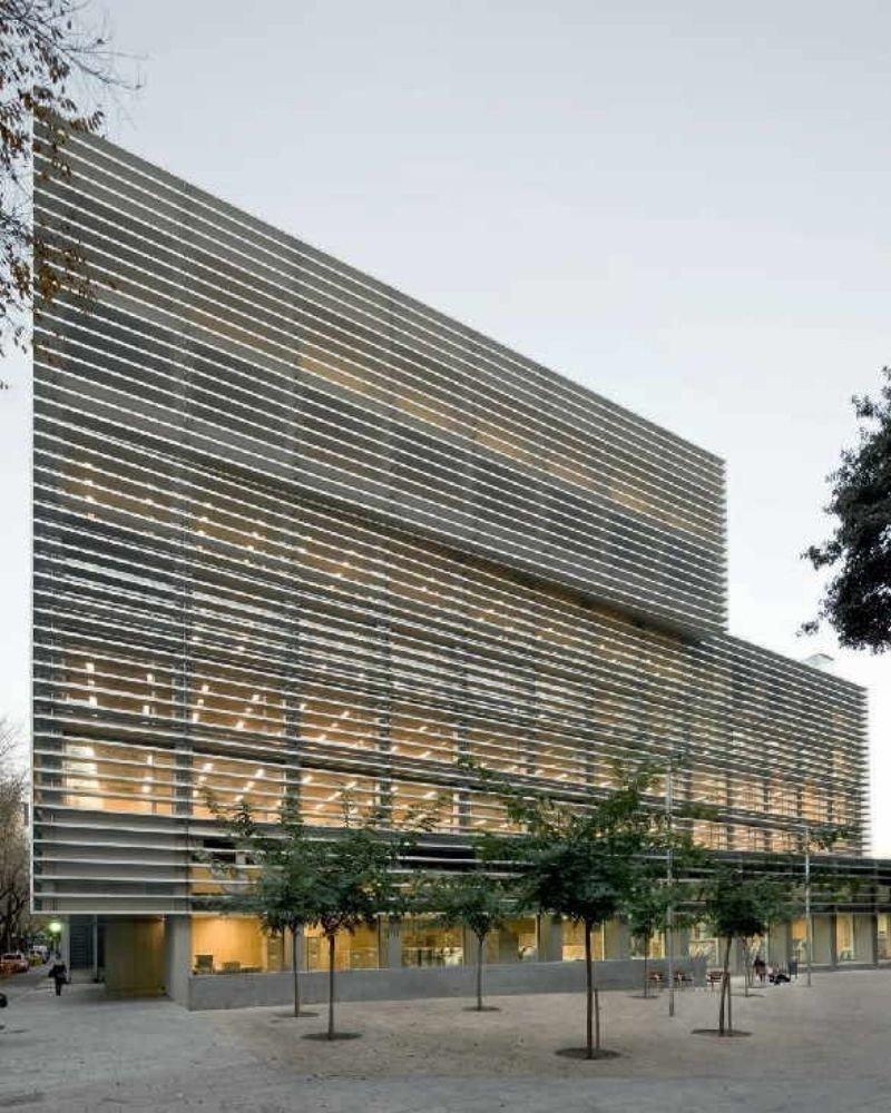 Edificio de Oficinas de la Tesorería de la Seguridad Social