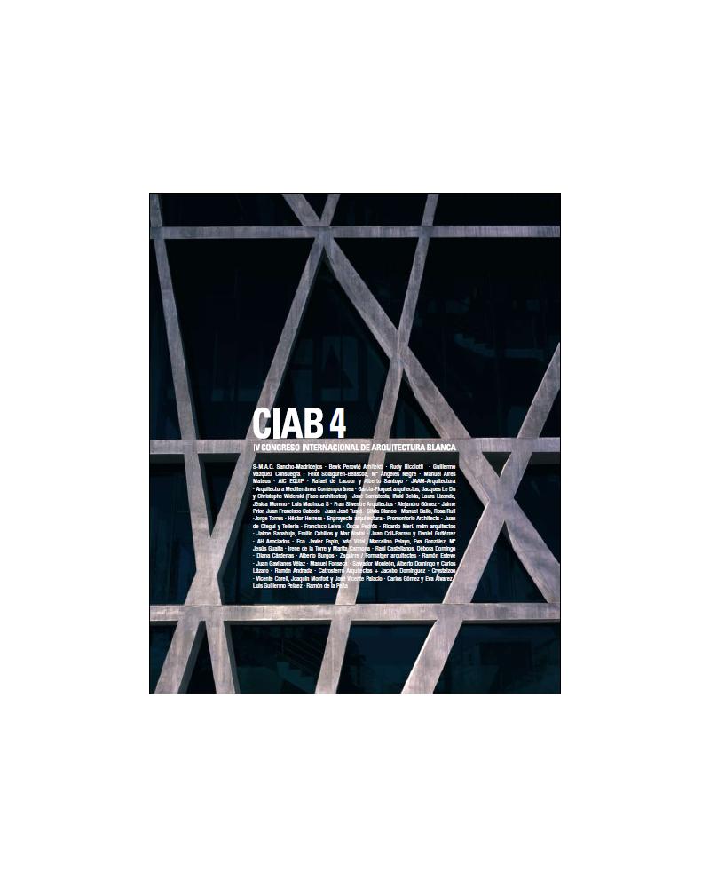Ciab IV- Congreso Internacional Arquitectura Blanca