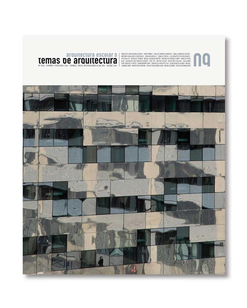 TA 9- Arquitectura Escolar (vol. 5)