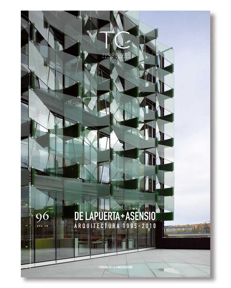 TC 96- De Lapuerta + Asensio. Arquitectura 1995-2010