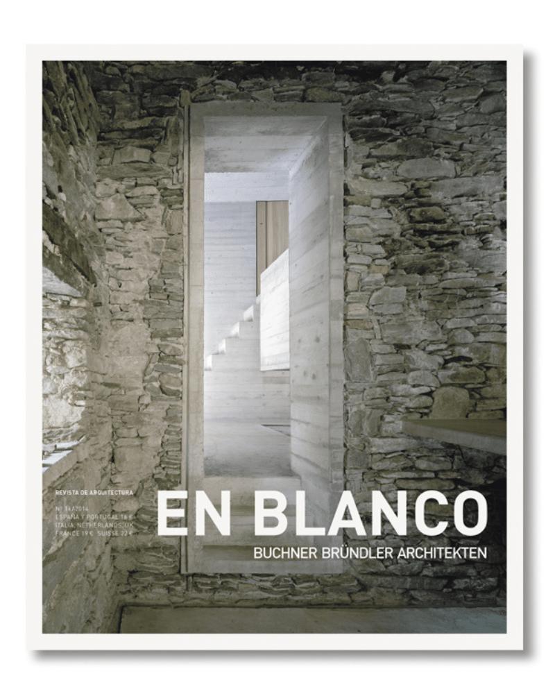EB 16- Buchner Bründler Architekten