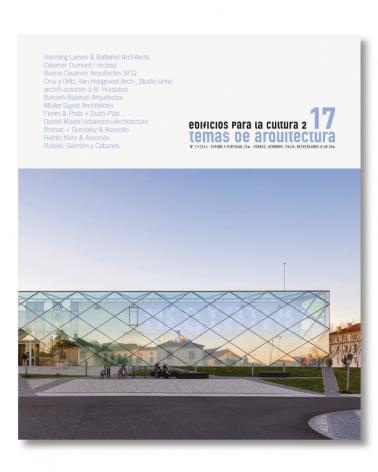 Edificios para la cultura (vol.2)
