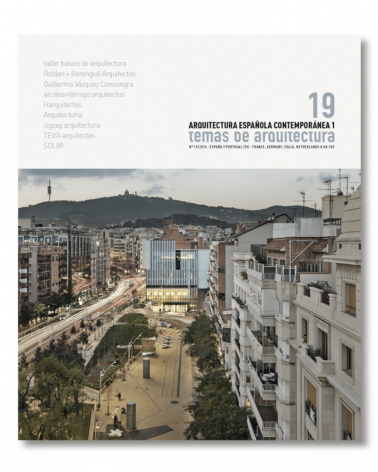 TA 19- Arquitectura Española Contemporanea