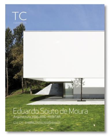 TC 124 125- Eduardo Souto de Moura. Habitar