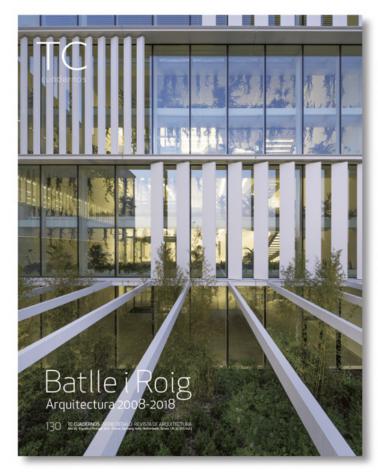 TC 130- Batlle i Roig arquitectos