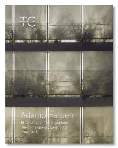 Adamo Faiden. El Constructor Contemporáneo