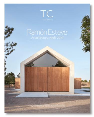 Ramón Esteve. Arquitectura
