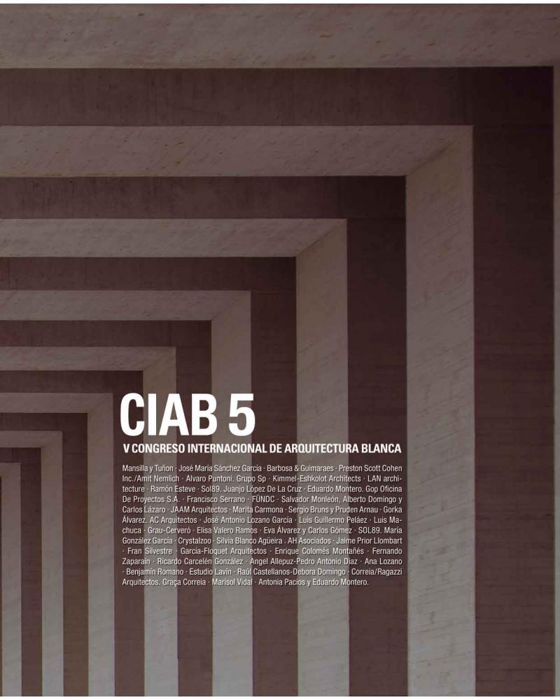 Ciab V- Congreso Internacional Arquitectura Blanca