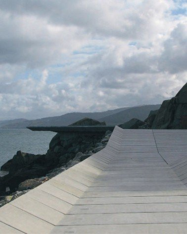 Remodelación del Puerto de Malpica Creus Carrasco