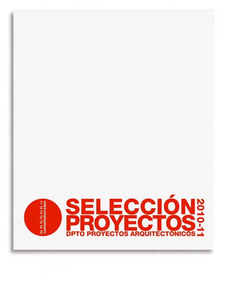 Selección de Proyectos. curso 2010-2011