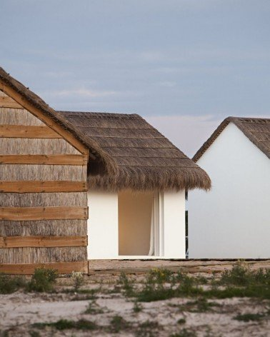 Houses in the Sand Aires Mateus