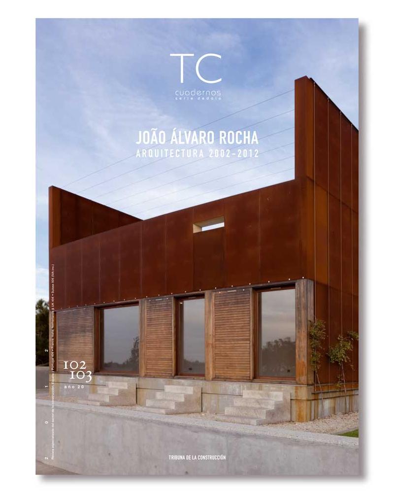 TC 102/103- Habitar I. João Álvaro Rocha. Arquitectura