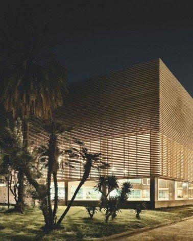 Polideportivo Ciutadella Batlle i Roig Arquitectura
