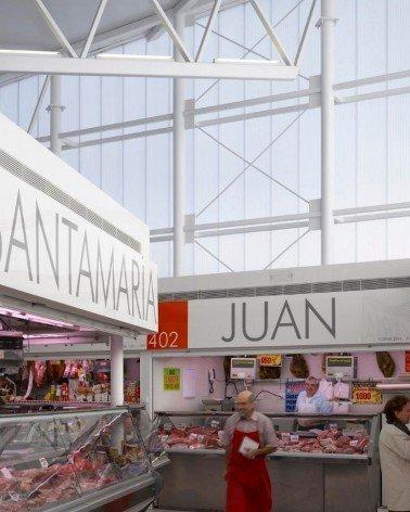 Mercado Temporal Nieto y Sobejano