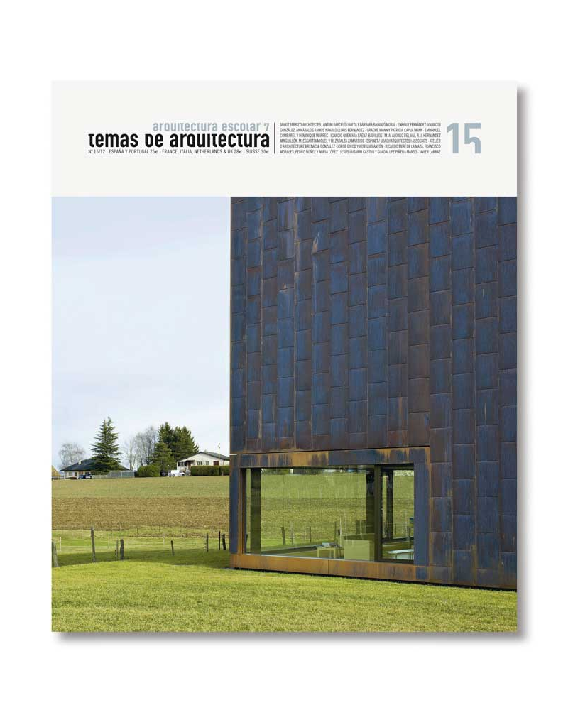 TA 15- Arquitectura Escolar (vol. 7)