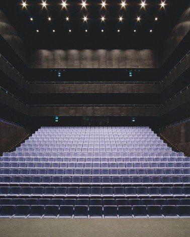 Auditorio y Palacio de Congresos en Águilas. Barozzi Veiga