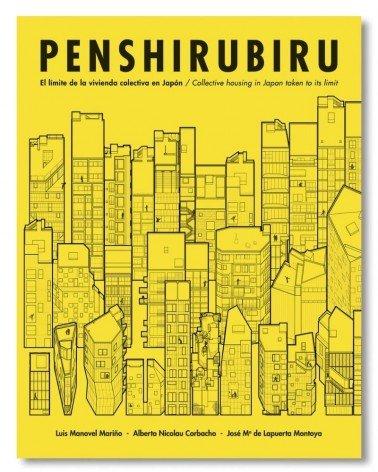 Penshirubiru. Collective housing in Japan taken to its limit