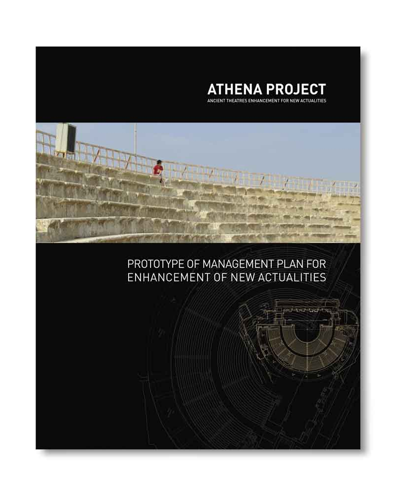 Athena Project. Prototype of management plan