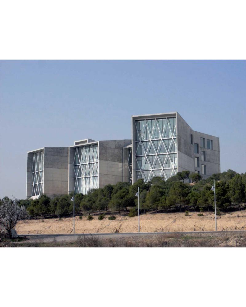 Facultad de Comunicación para la Universidad San Jorge, Zaragoza
