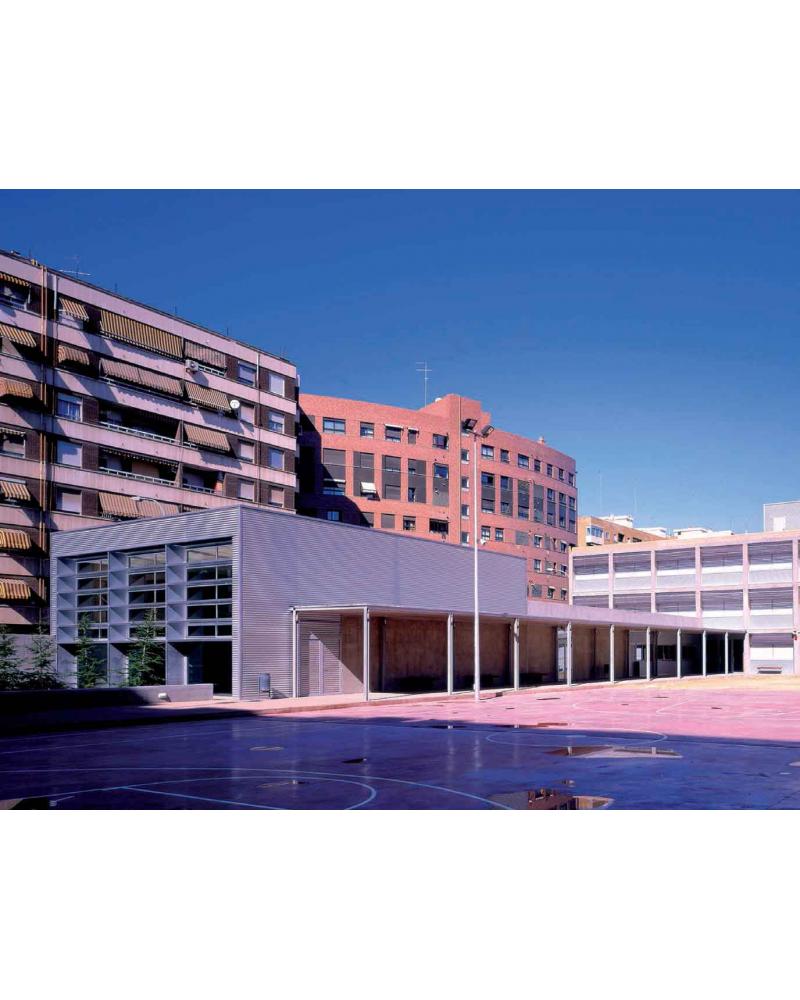 Colegio Santos Justo y Pastor. Valencia