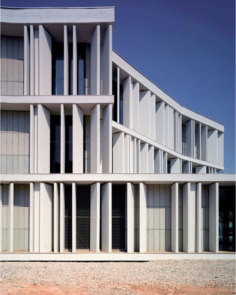 Edificio Judicial Sant Boi de Llobregat