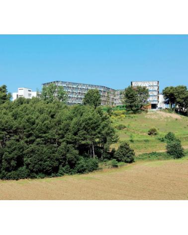 Universidad Corporativa de Telefónica en el Parc de Belloch. Barcelona