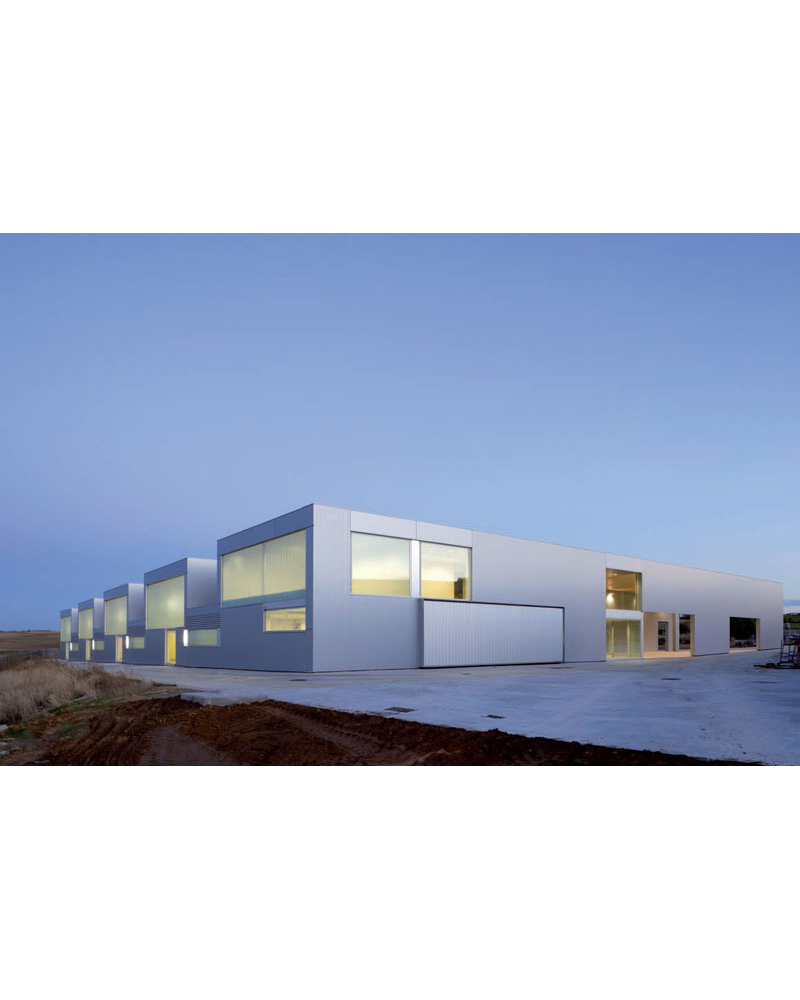 Centro Ocupacional Asprosub. Morales del Vino. Zamora.