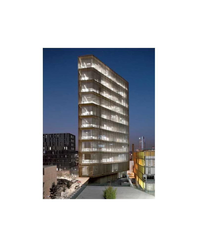 Oficinas Indra. Distrito 22@, Barcelona. España