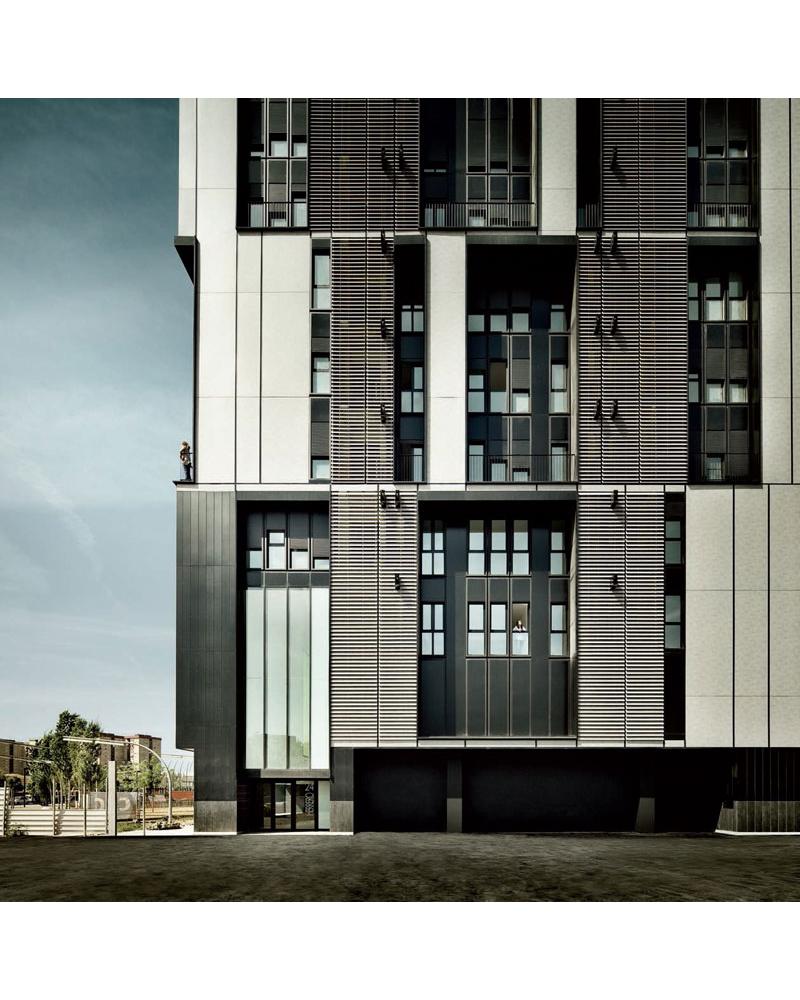 Torre Plaza Europa. Torre E.I.O.5, 75 viviendas. Hospitalet de Llobregat, Barcelona.
