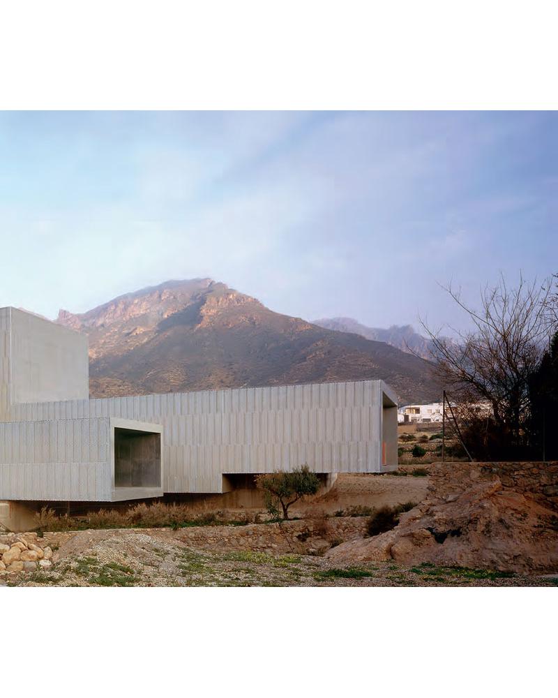 Centro de Artes Escénicas en Níjar