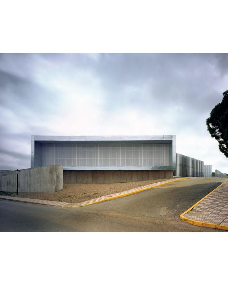 Nuevo Instituto de Enseñanza Obligatoria de 12 unidades. Galisteo. Cáceres.