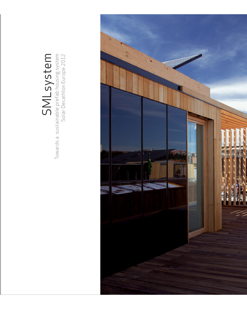 SML System. Towards a sustainable prefab housing system