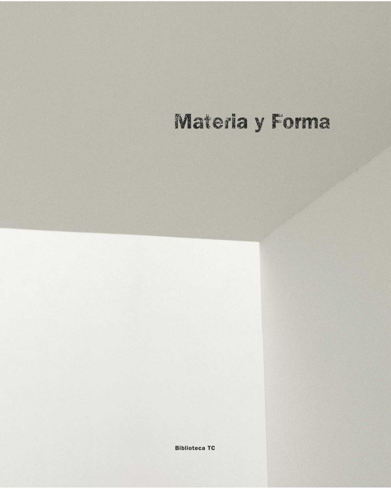 Materia y Forma ( I )