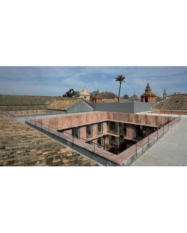 Recuperación del Palacio de San Telmo Sede de la Presidencia de la Junta de Andalucía