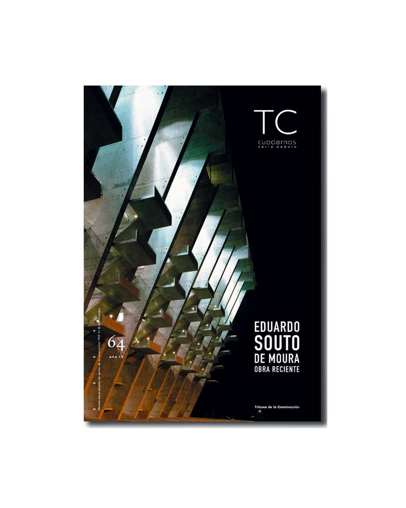 TC 64- Eduardo Souto de Moura. 5ª Impresión