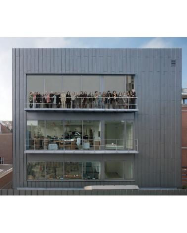 The New Rijksmuseum. Rehabilitación, Adaptación y Ampliación. Atelier Building