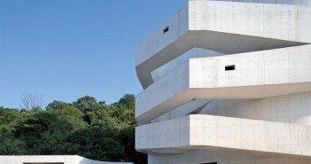 Alvaro Siza Fundación Ibere Camargo
